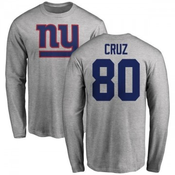 best service 3a44c c9bac limited victor cruz youth jersey new york giants 80 grey ...